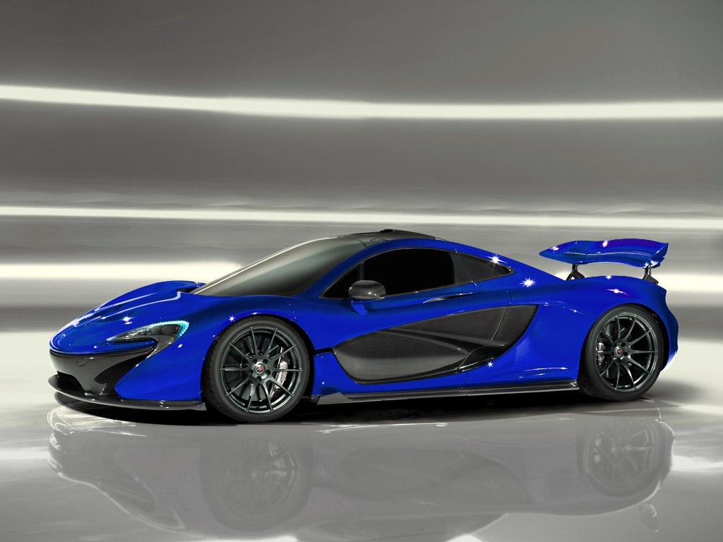 Normal 4:3 resolutions: 800 x 600 1024 x 768 Original Link. Download McLaren P1 blue ...