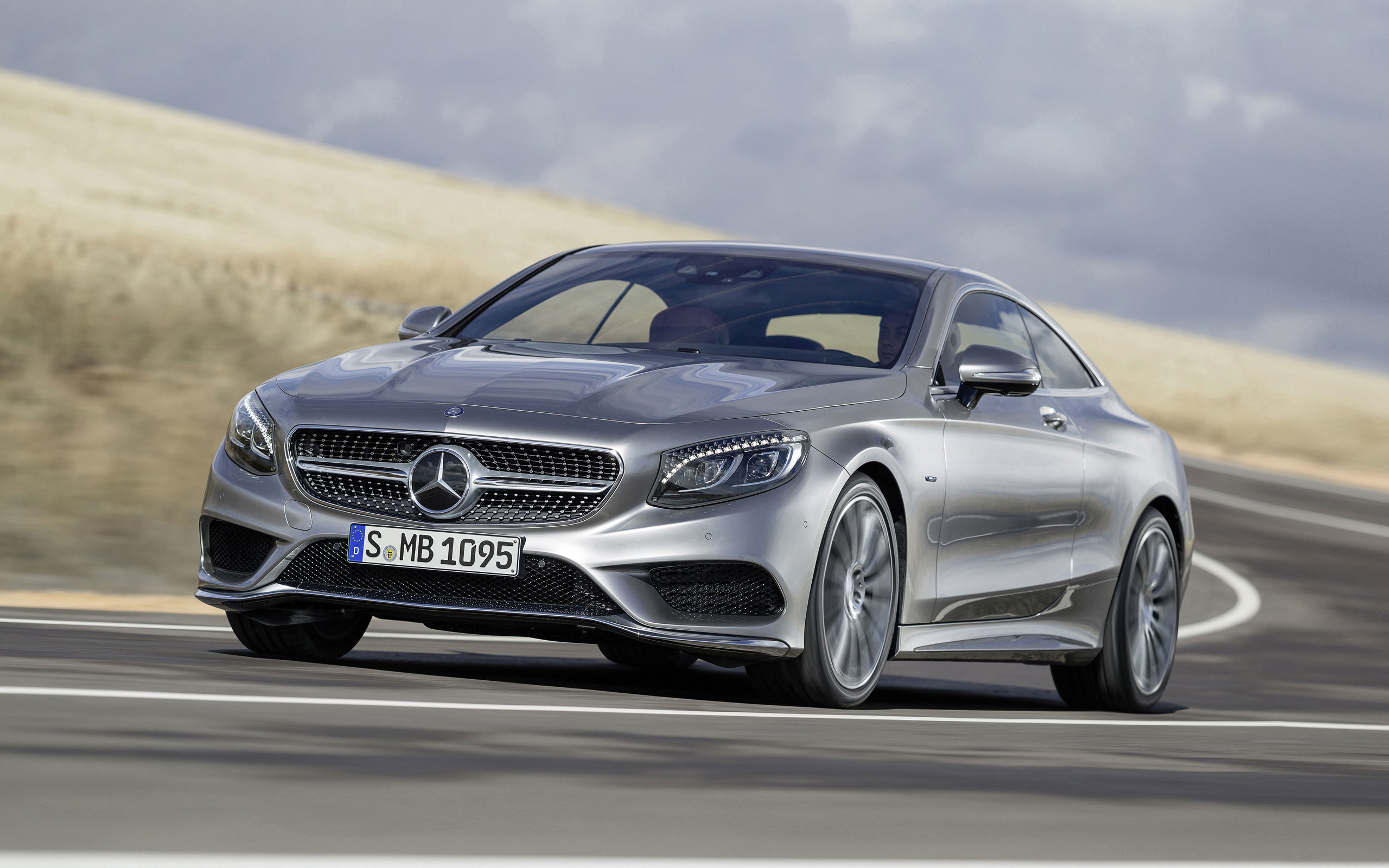 All-New 2015 S-Class Coupe