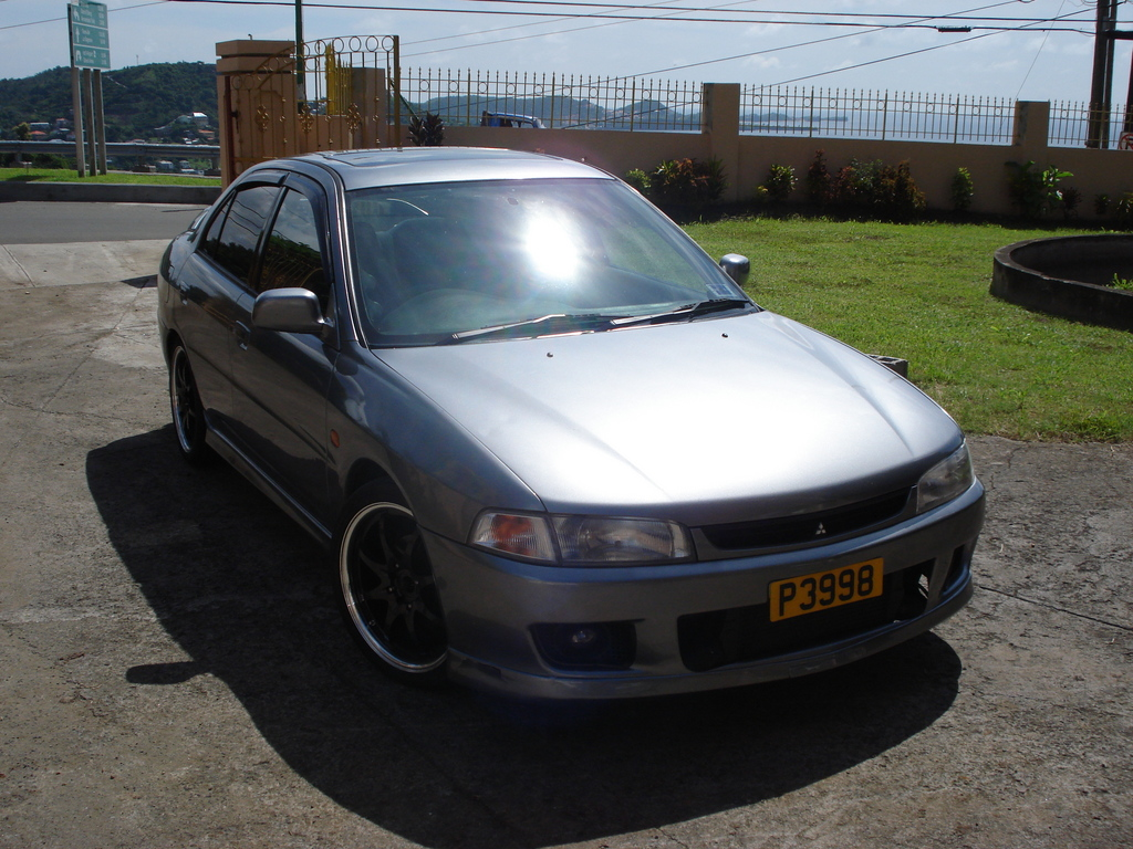 Luvnish 1996 Mitsubishi Mirage 8496012