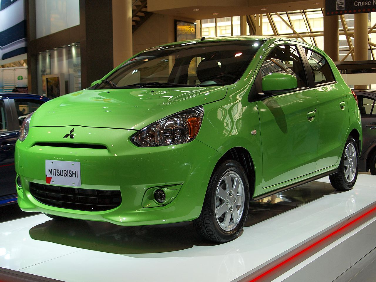 2015 Mitsubishi Mirage Named Most Affordable Vehicle by Cars.com - Live Trading News | Live Trading News