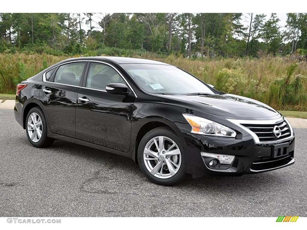 Nissan Altima 2015 Black