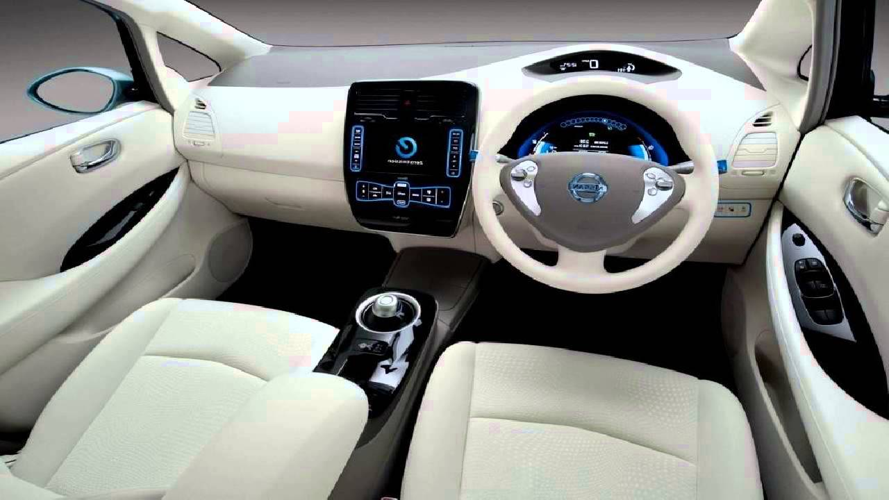 nissan leaf 2014 interior