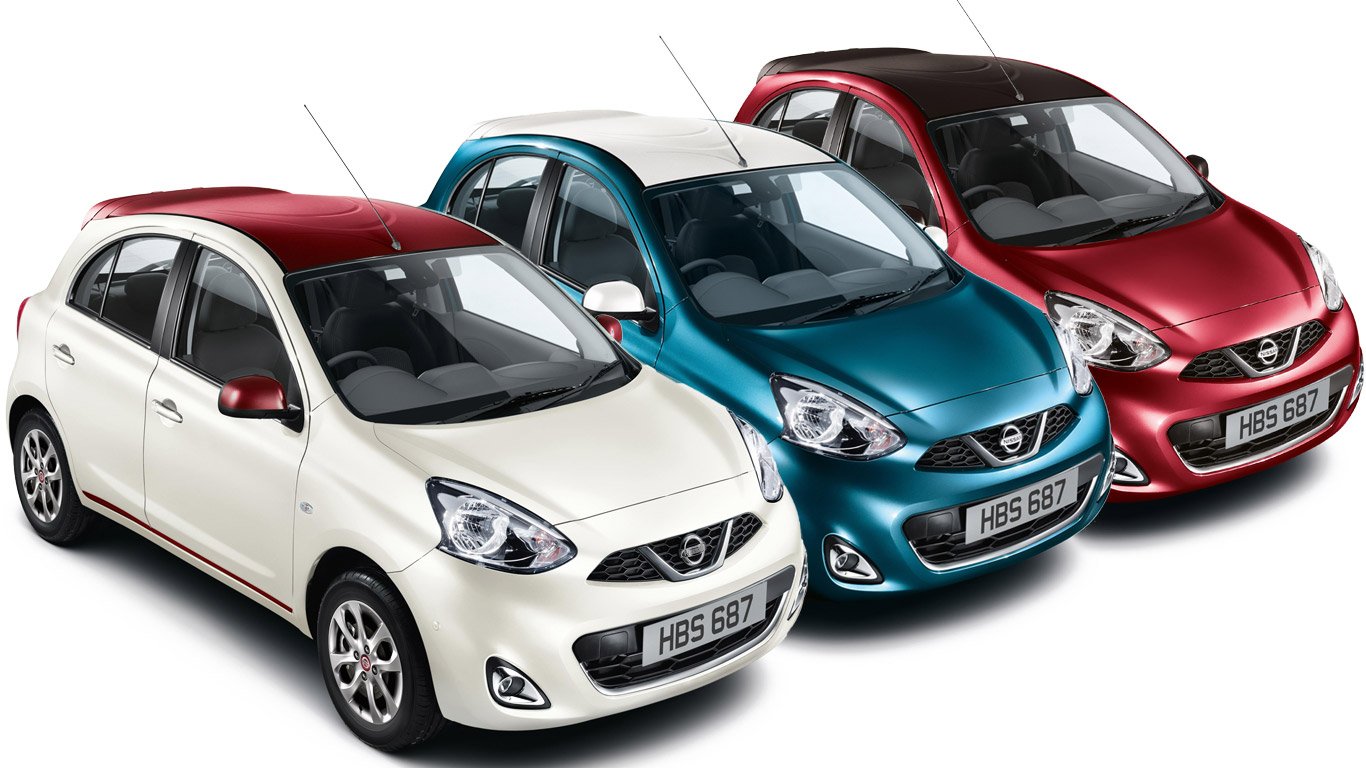 Nissan Limited Edition Micra