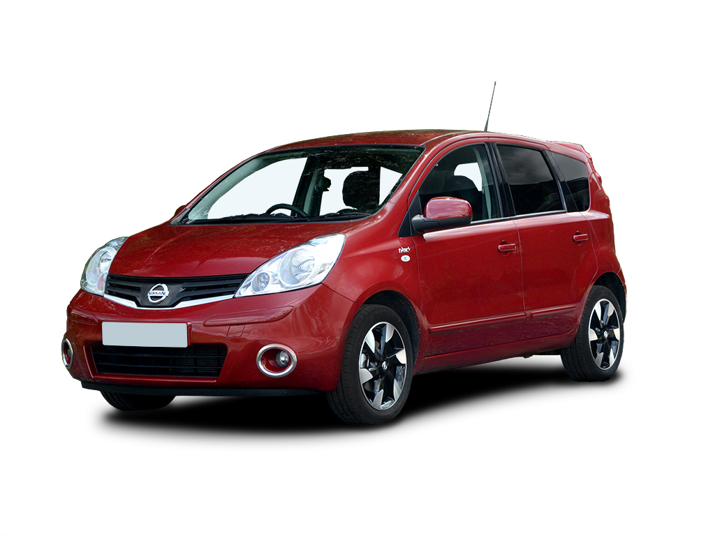 Nissan Note Photo Nissan Picture