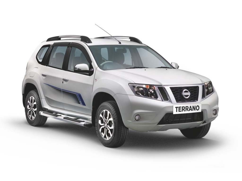 New Nissan Terrano SUV photo gallery | Car Gallery | SUV/Crossovers | Autocar India