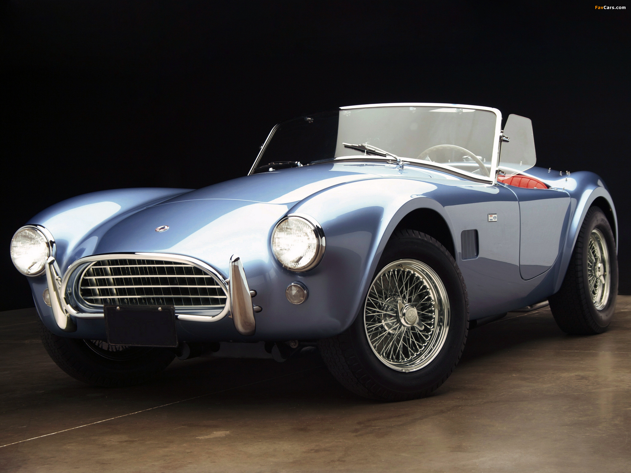 Original AC Cobra