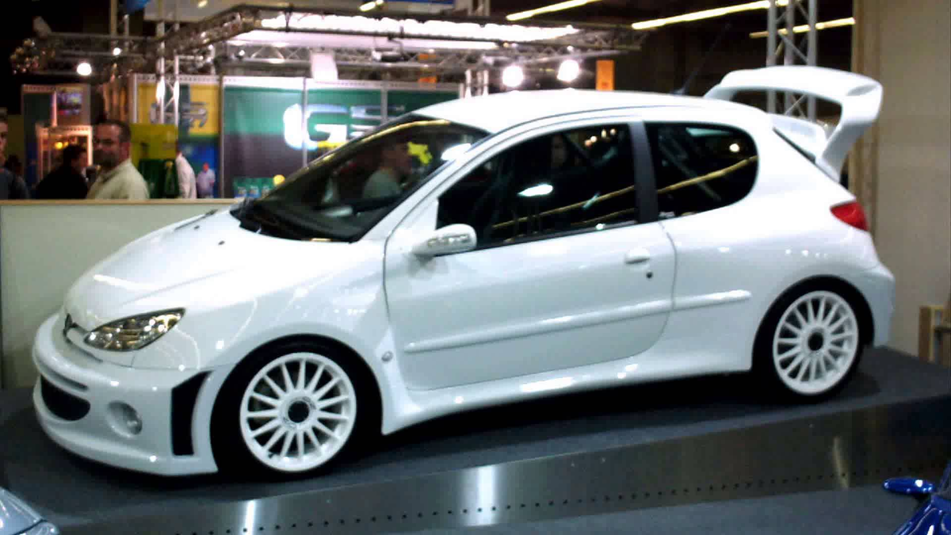 peugeot 207 tuning cars