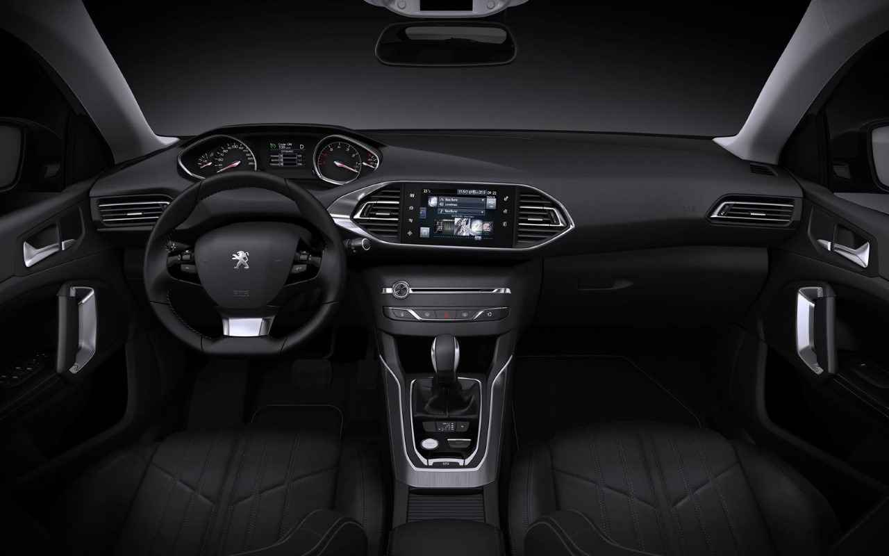 2016 Peugeot 308 Interior Latest Car Overview