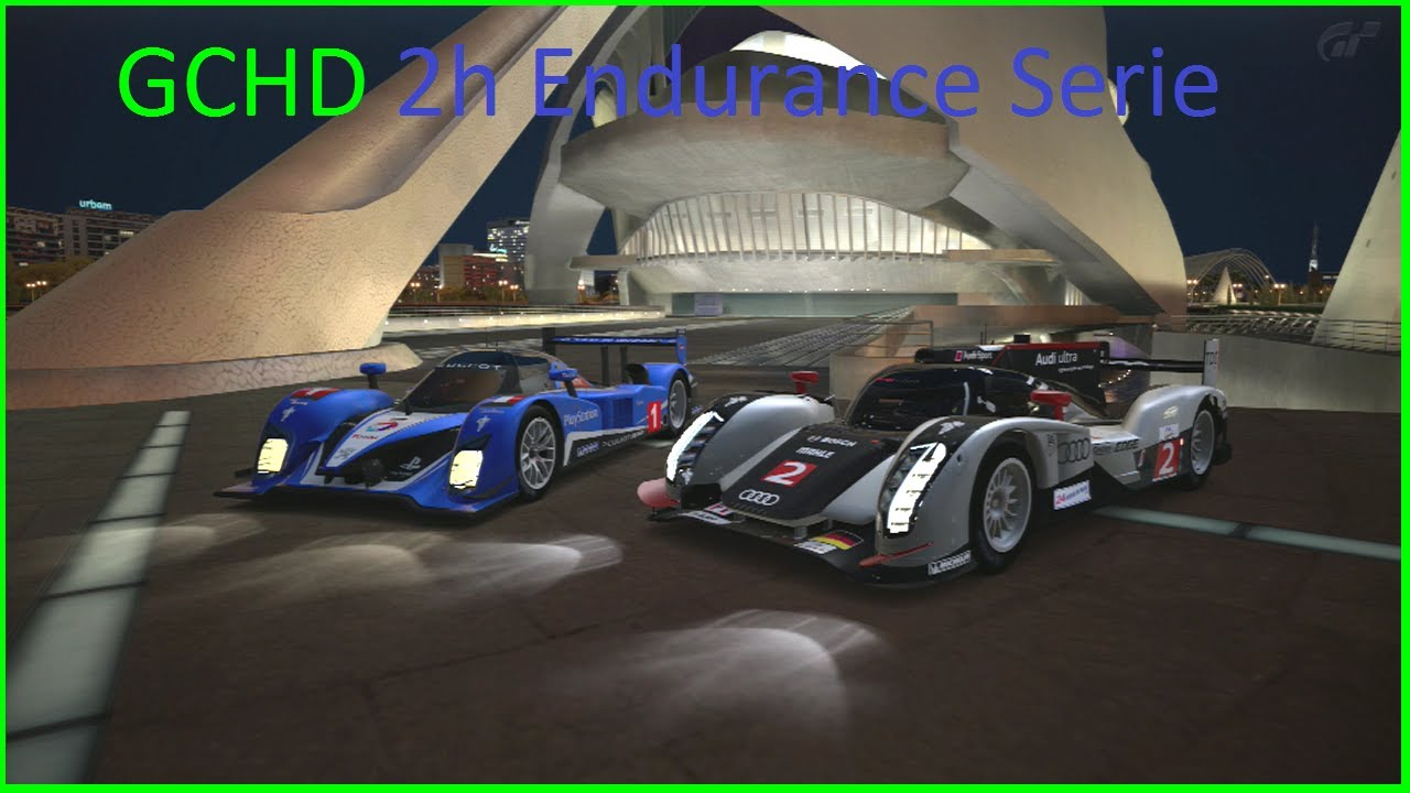 GRAN TURISMO 6 [HD+] GCHD 2h Endurance Serie - Info Video #001