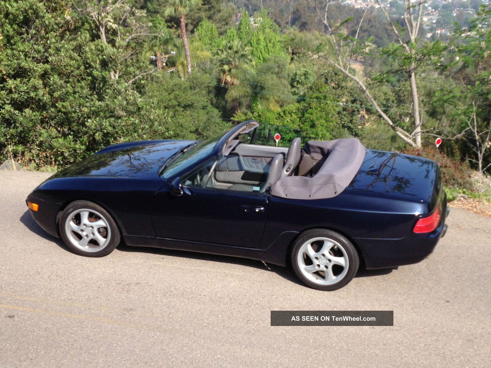... 1995 Porsche 968 Convertible (last Year Of Production) 968 photo 7 ...