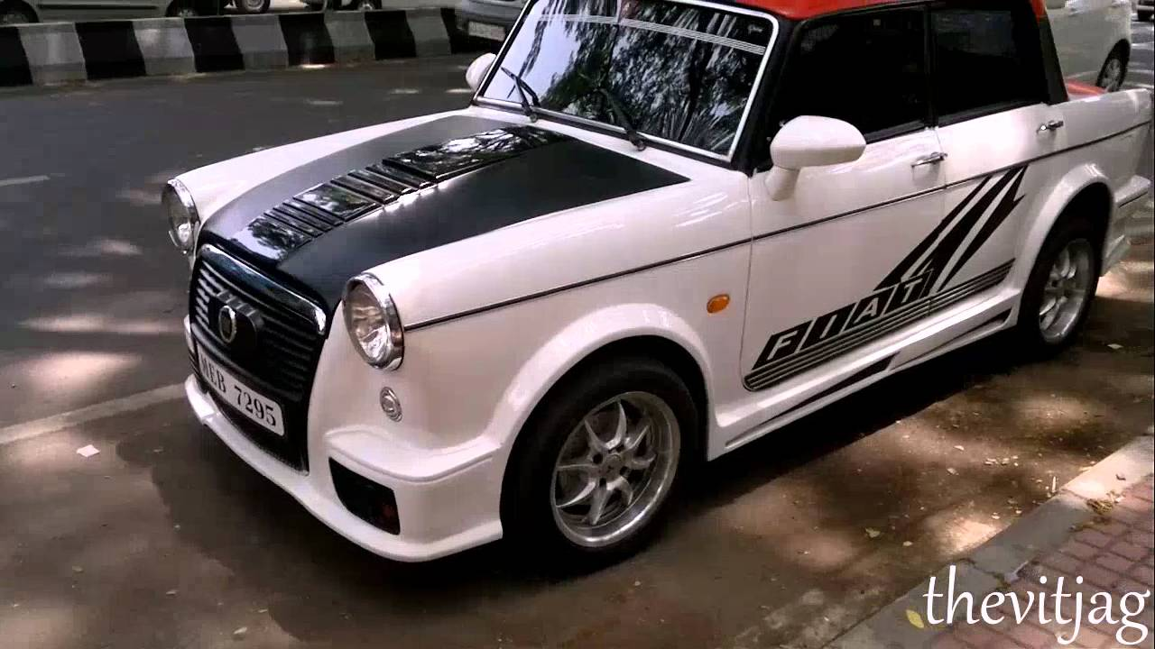 Premier Padmini Modified
