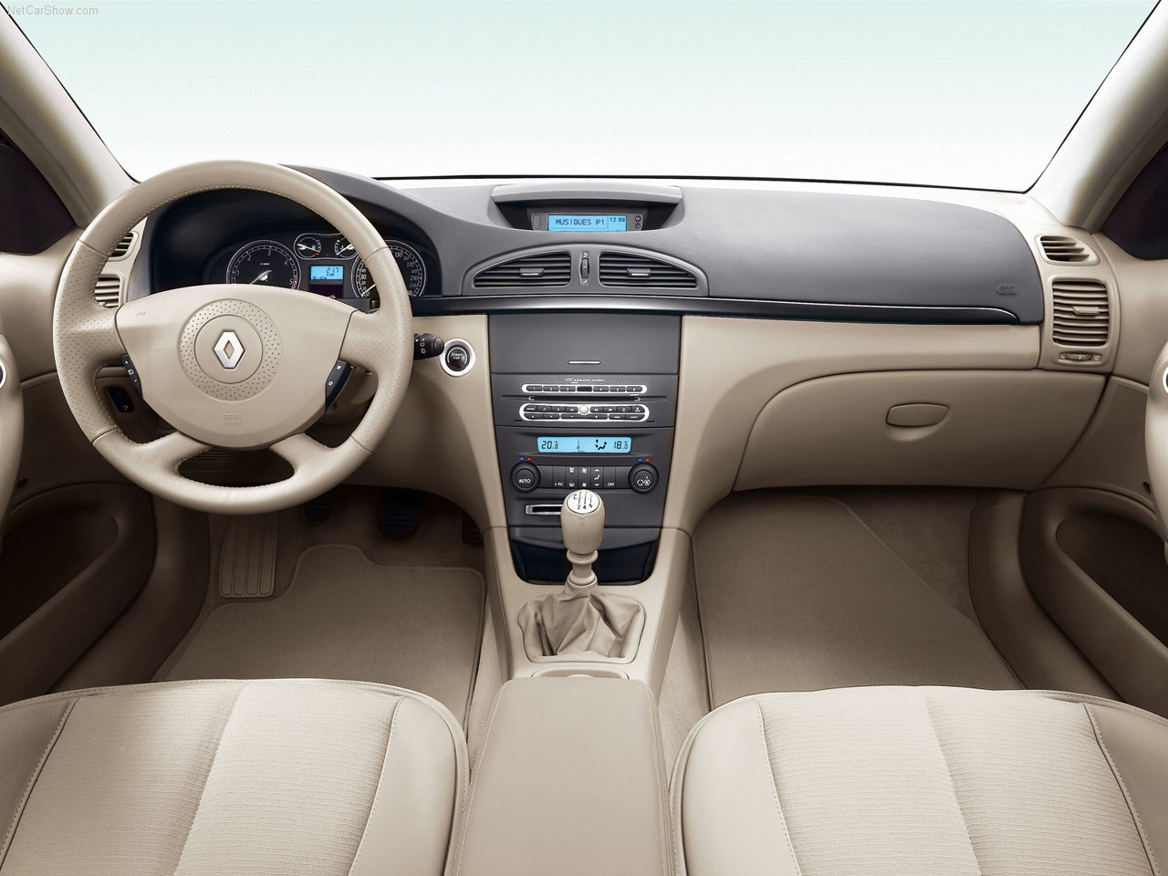 renault laguna 2002 interior wallpaper 1280x960 22811
