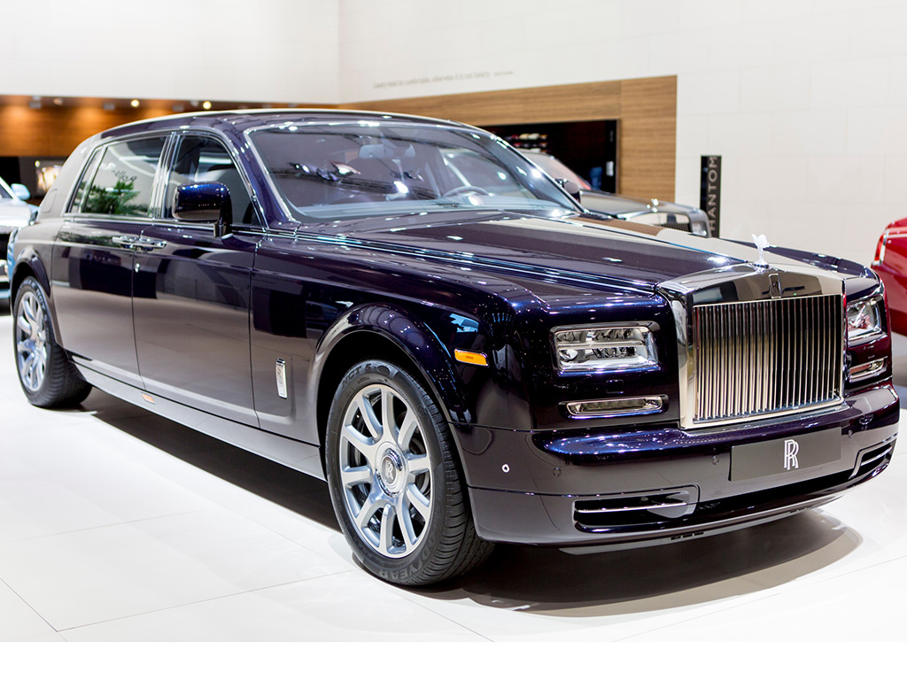 Rolls-Royce Ghost Price