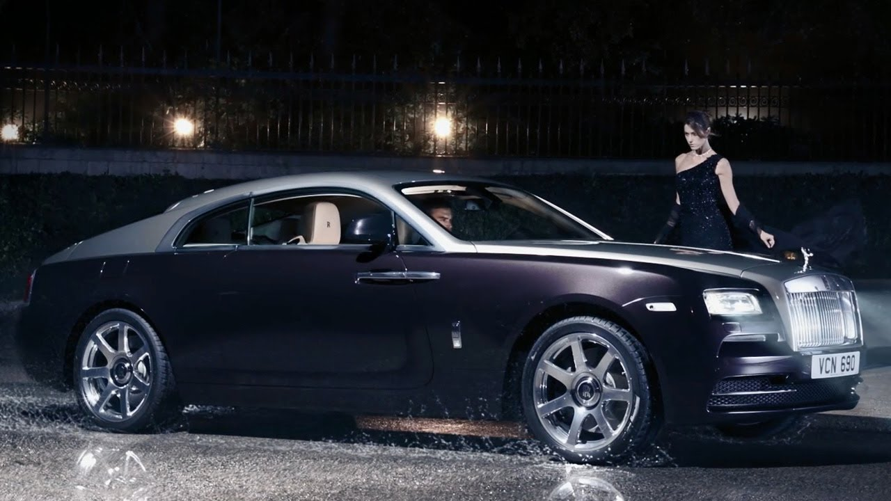 Rolls-Royce Wraith Launch Film
