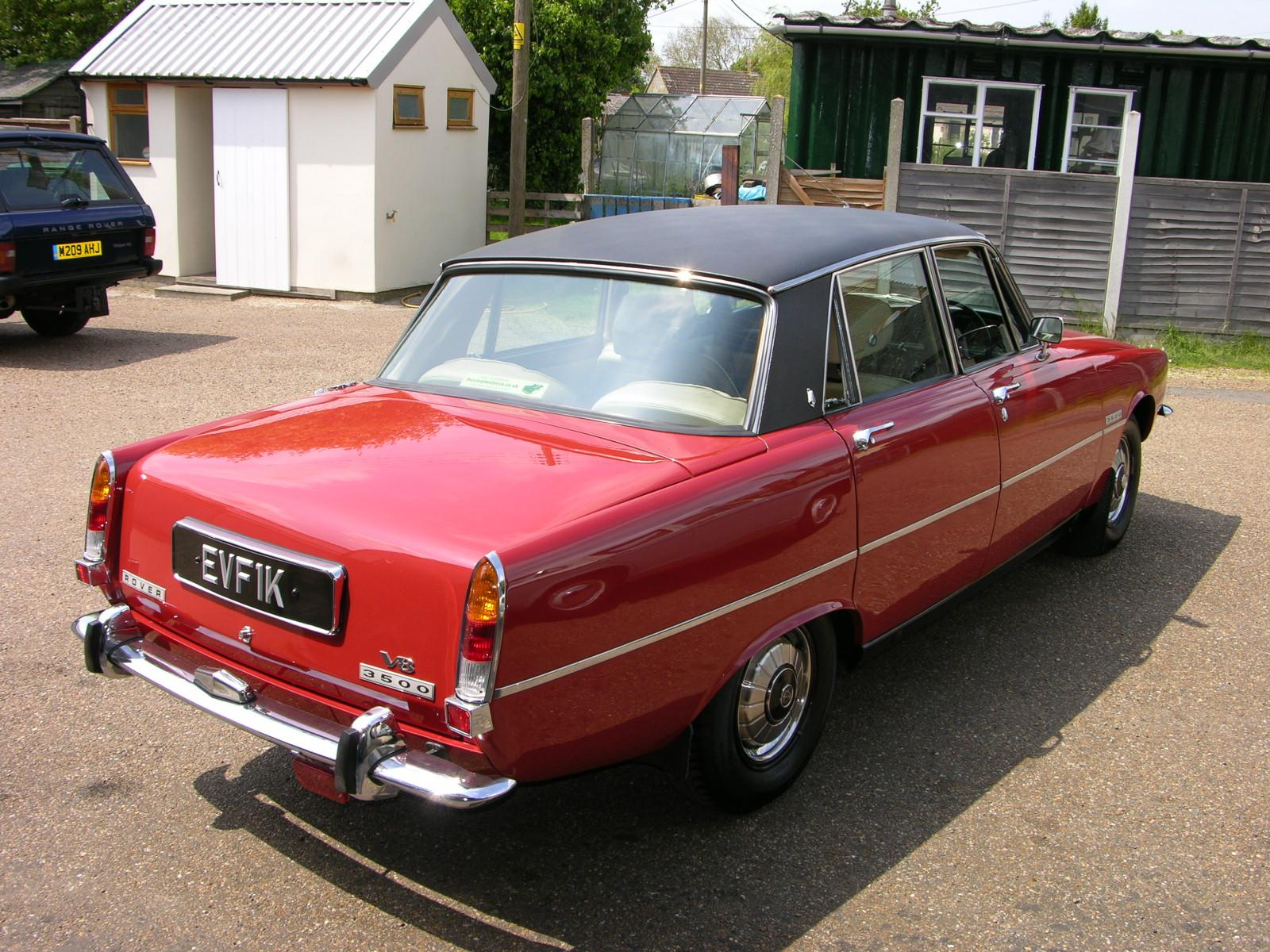 File:Rover 3500 V8 - Flickr - The Car Spy (26).jpg