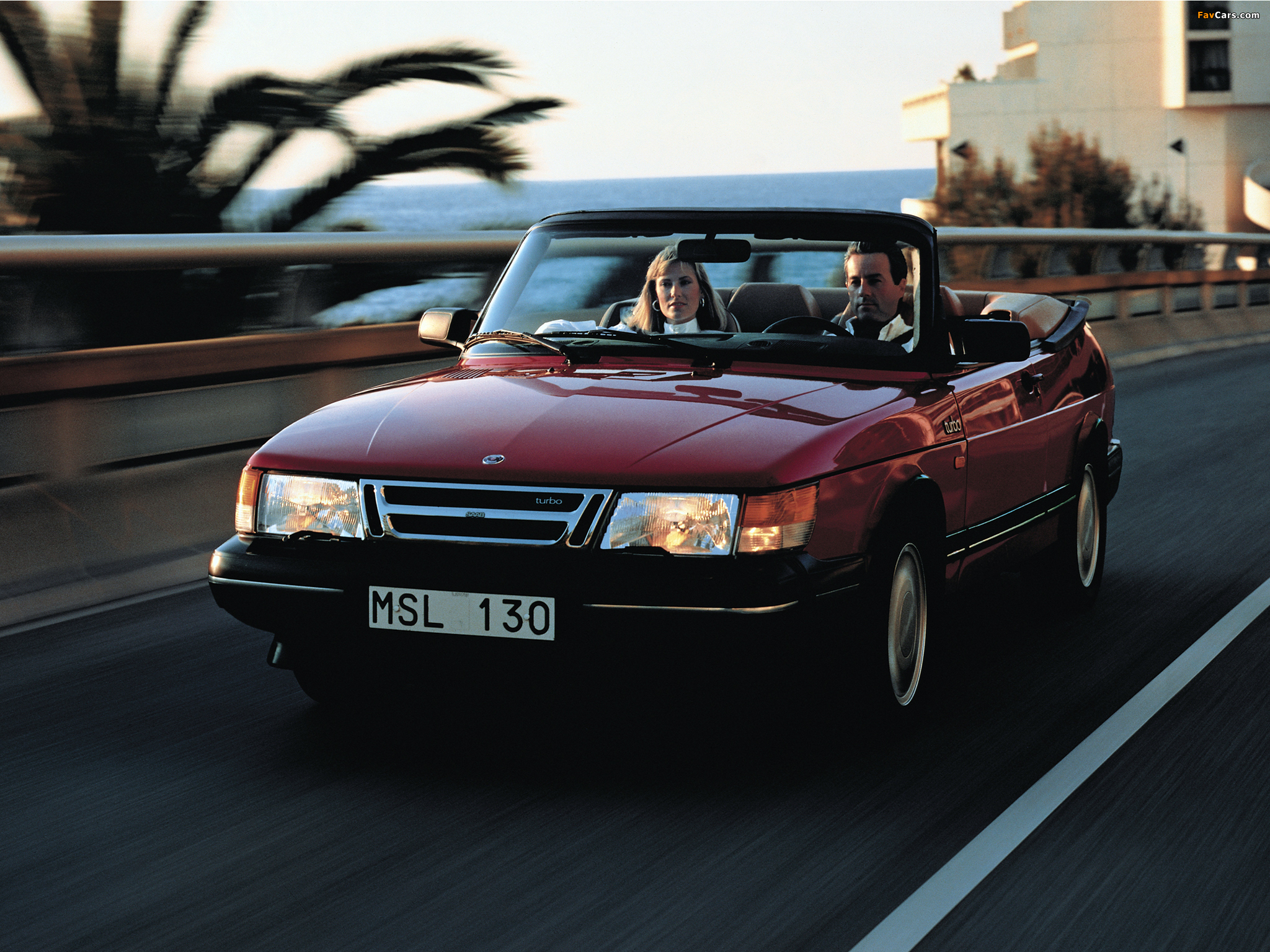 Saab 900 Convertible Paid In Full