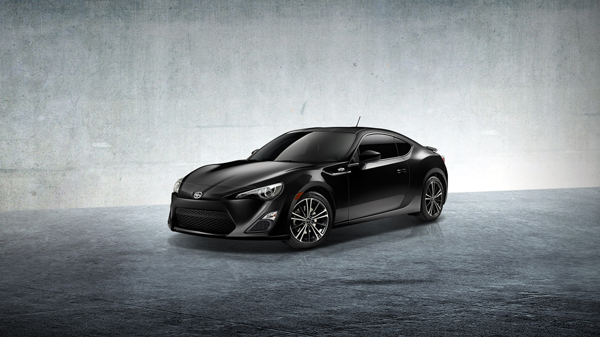 Scion Fr-s 2014 Black