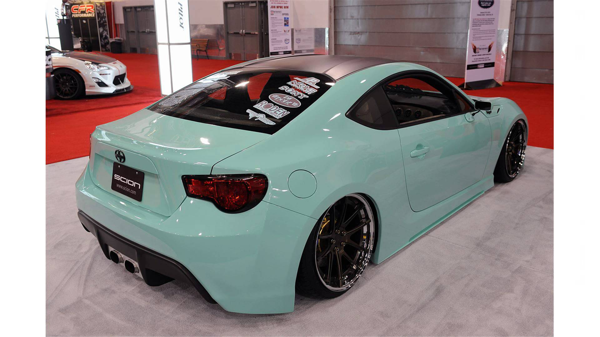 Scion Fr-S 2015 Release Date
