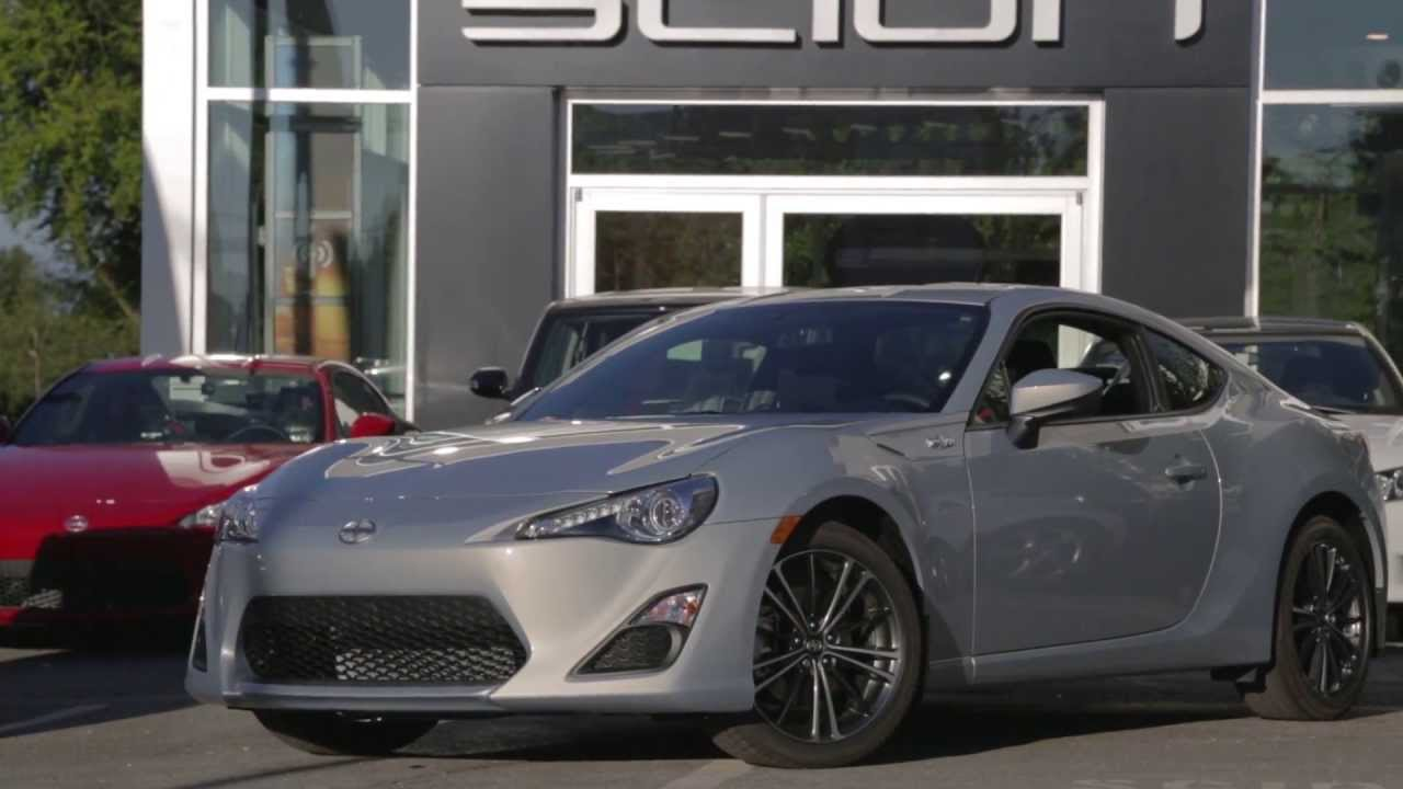Scion Fr-S Black 2014