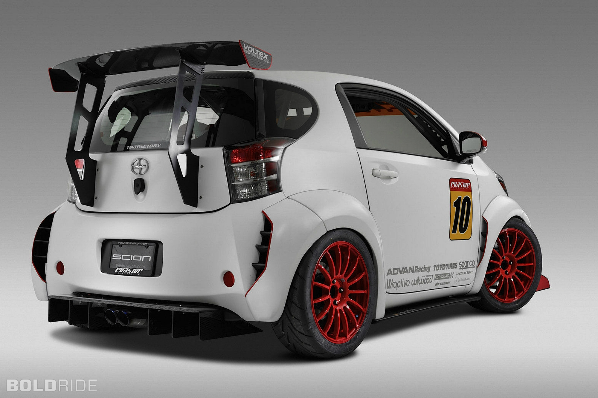 2011 Scion iQ RS SEMA 2000 x 1333