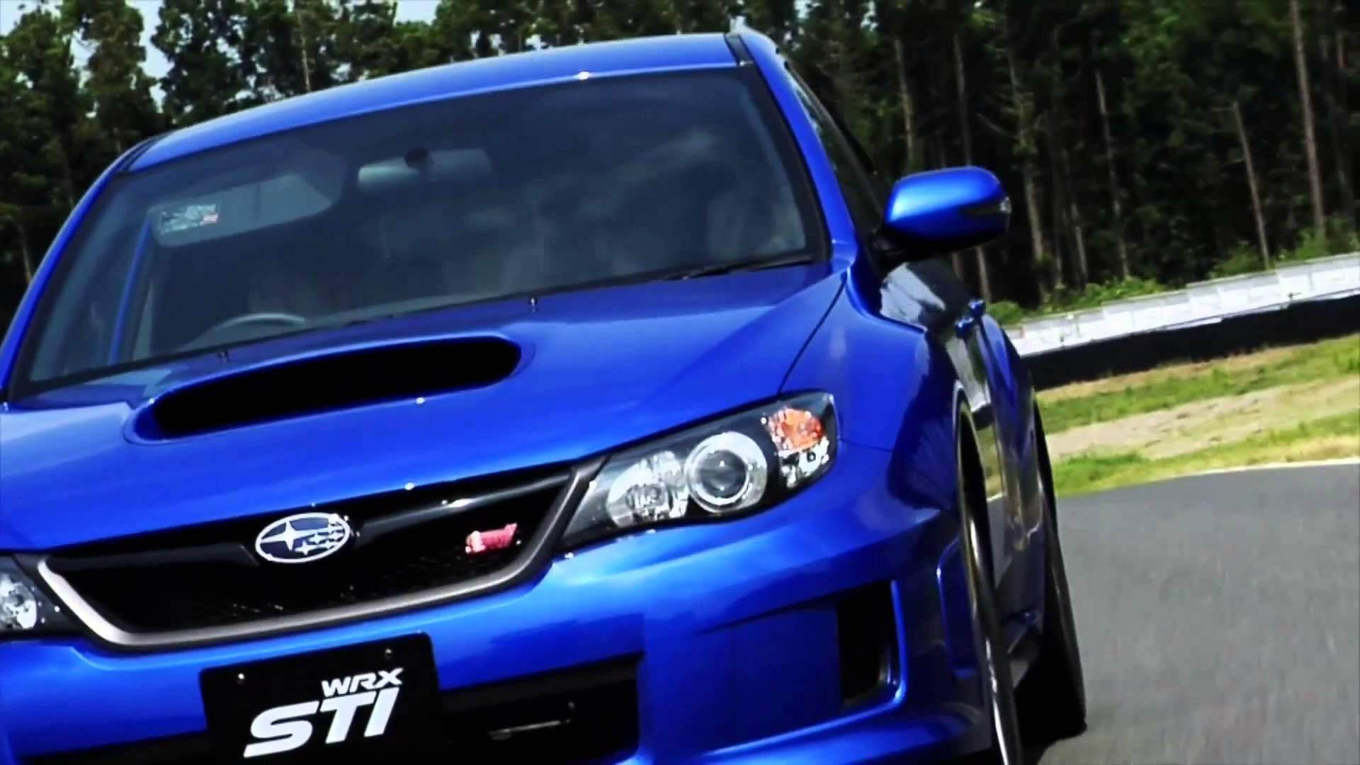 Subaru Impreza Hatchback Modified