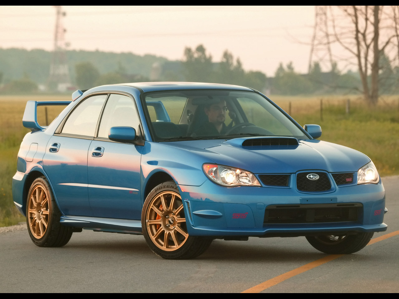 Subaru Impreza WRX STi photo 02