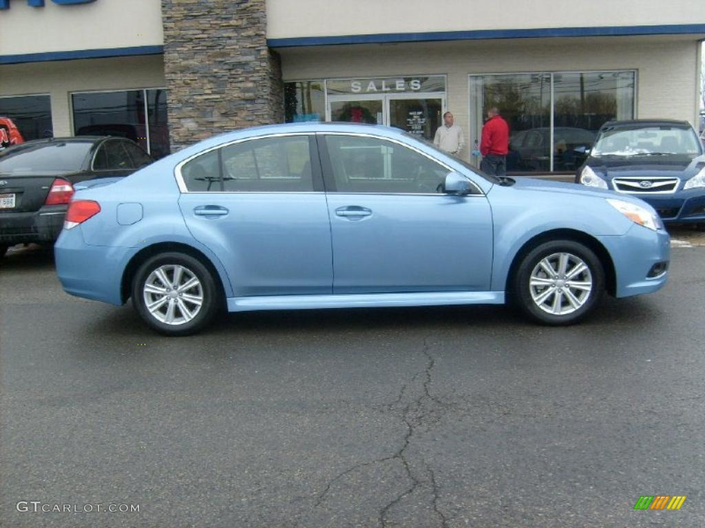 Sky Blue Metallic 2011 Subaru Legacy 2.5i Premium Exterior Photo #41319382