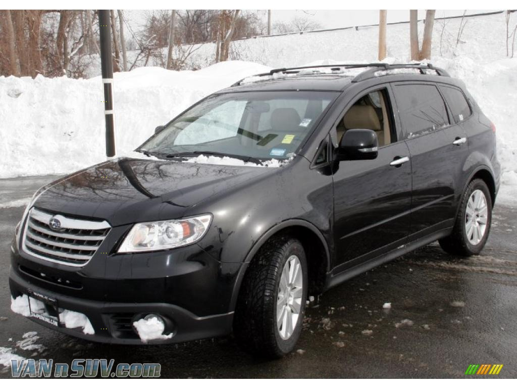 Subaru Tribeca 2014 Black