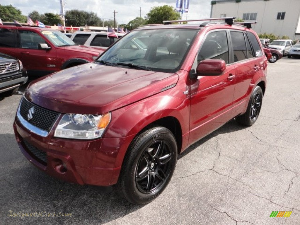 Suzuki Grand Vitara 2006 Red