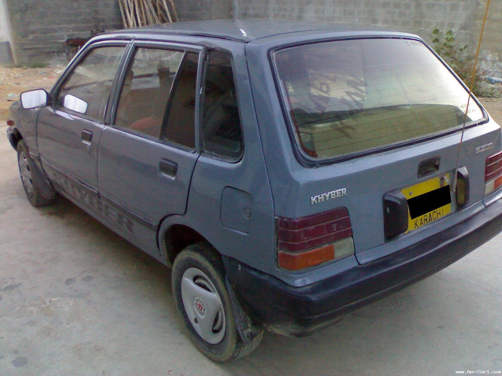 Suzuki Swift 1992