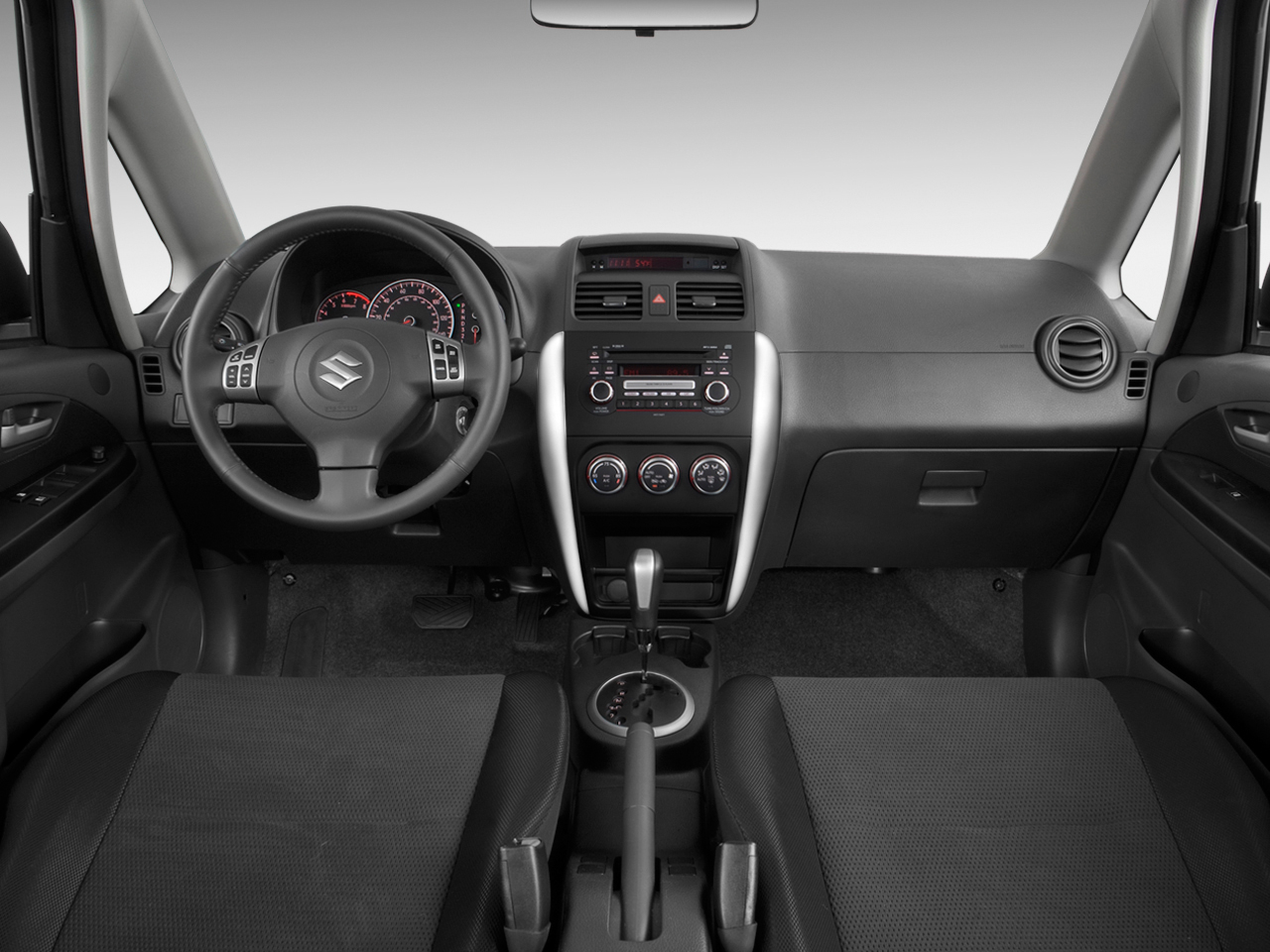 Suzuki SX4 Sedan Interior