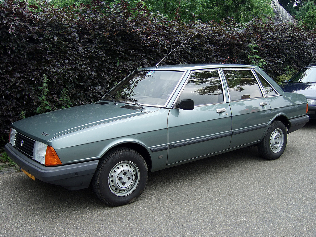 ... Talbot Solara 1.6 GLS Automatic | by Opron