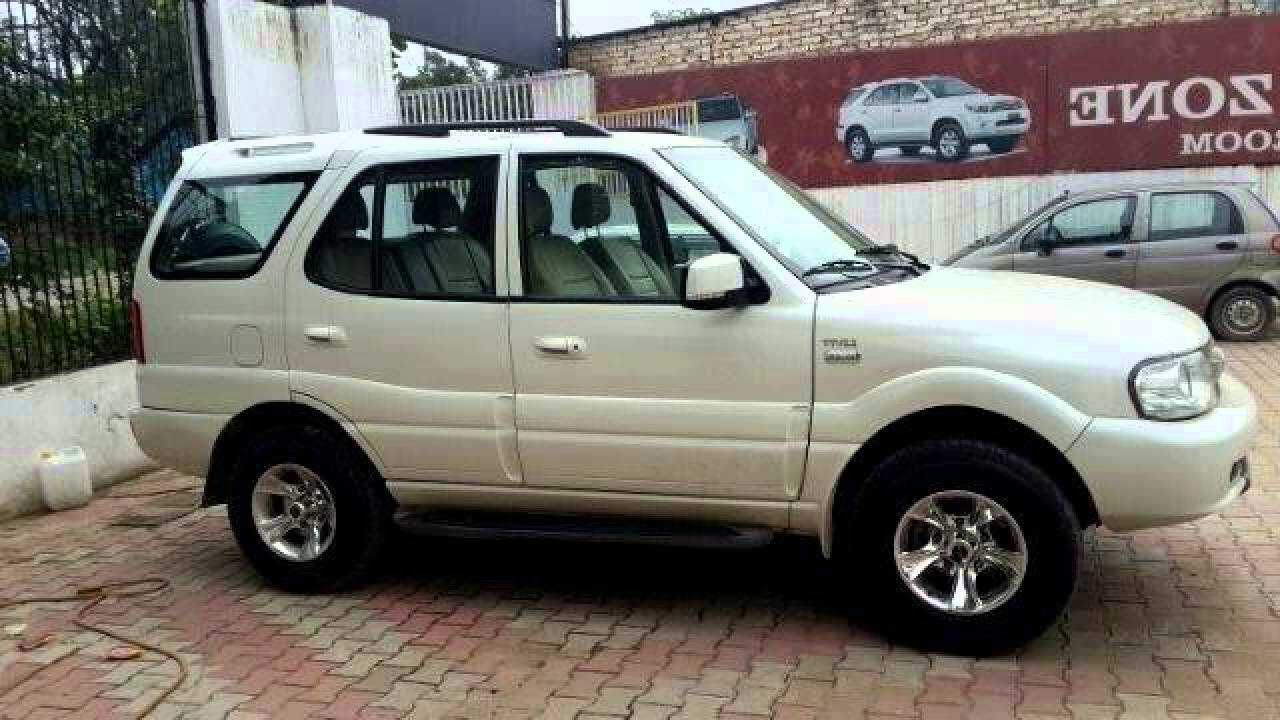 Tata Safari Dicor 4x4 Modified