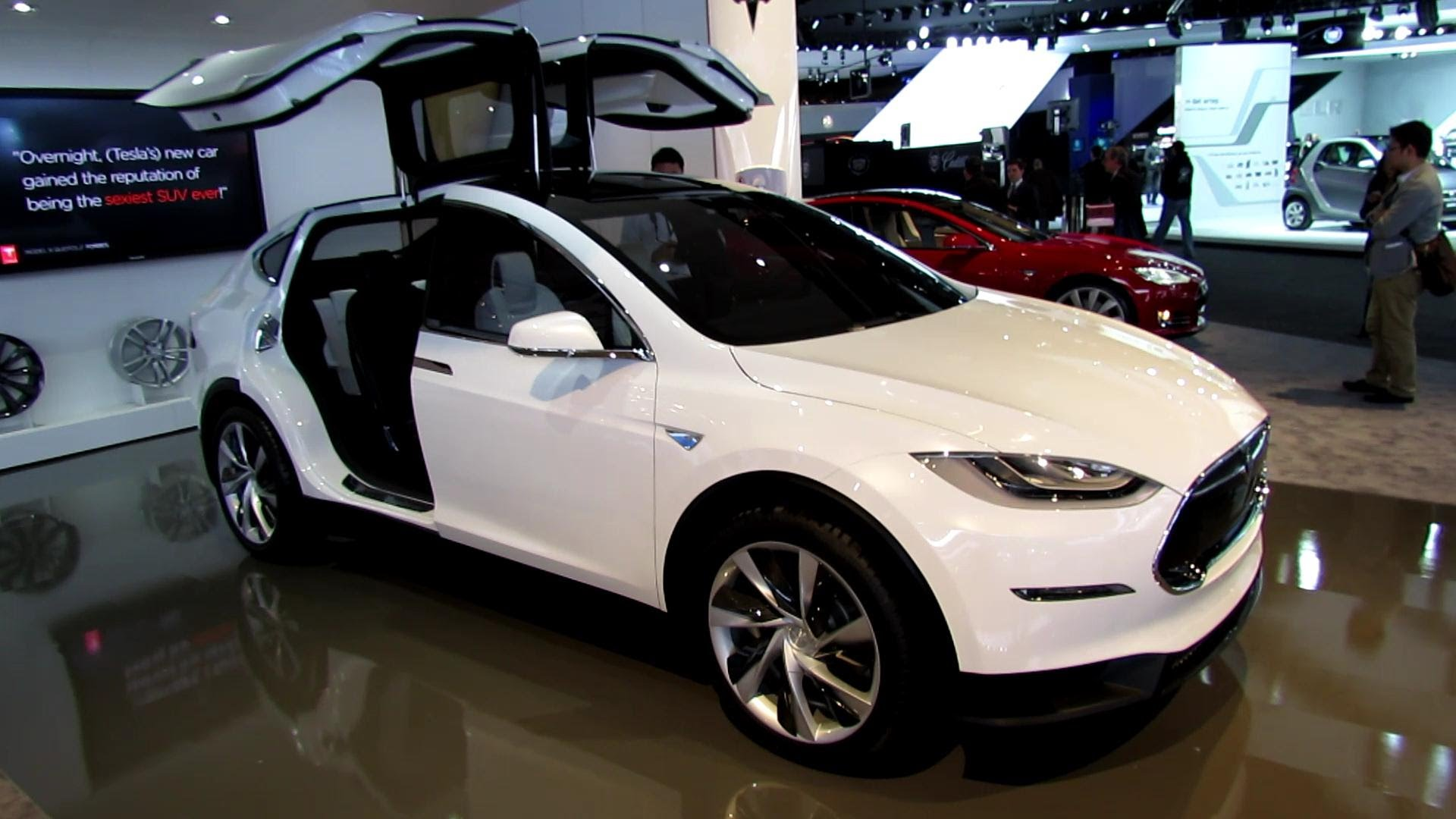 tesla model x interior wallpaper 1920x1080 40187. Black Bedroom Furniture Sets. Home Design Ideas
