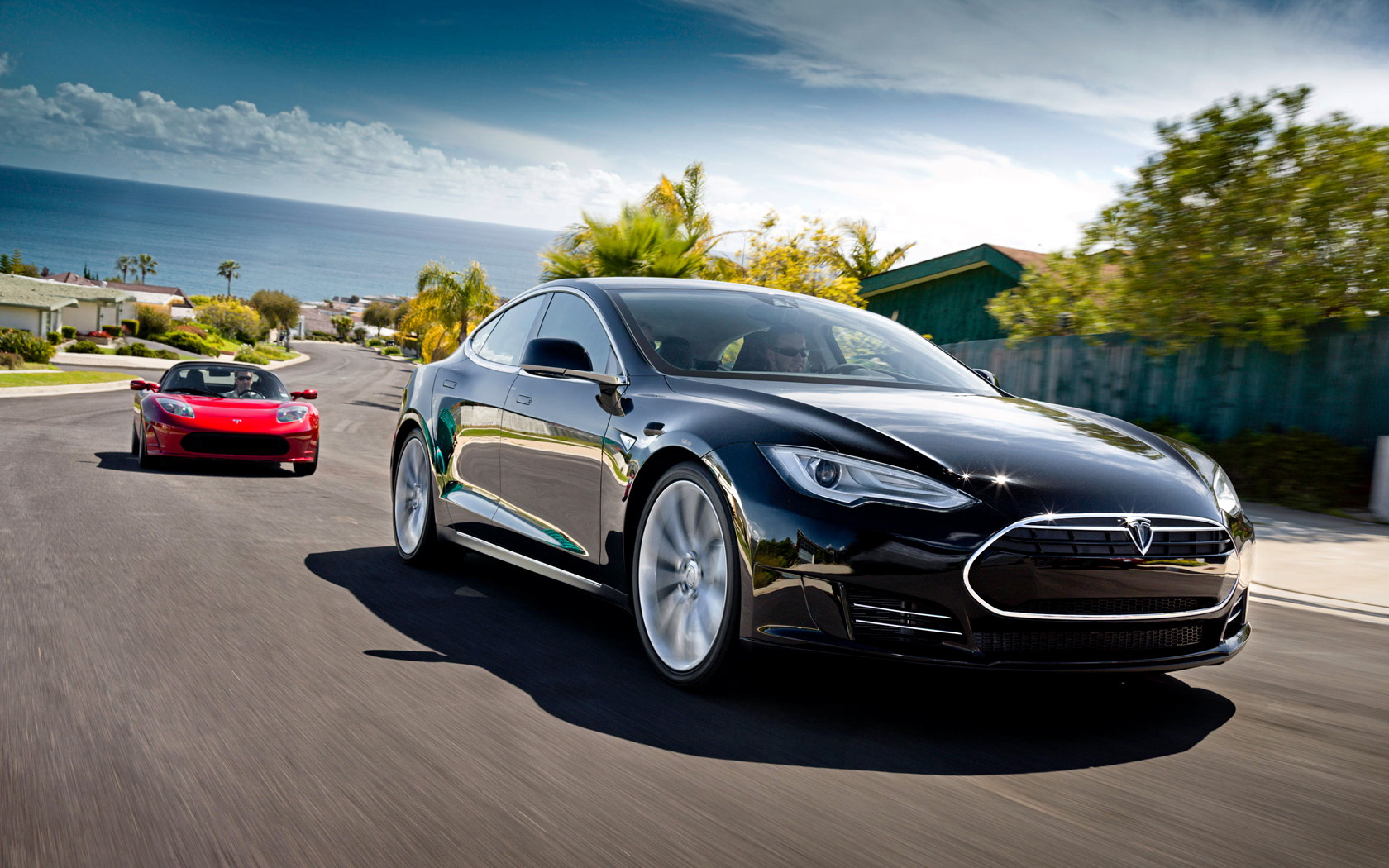 Tesla Motors Wallpaper