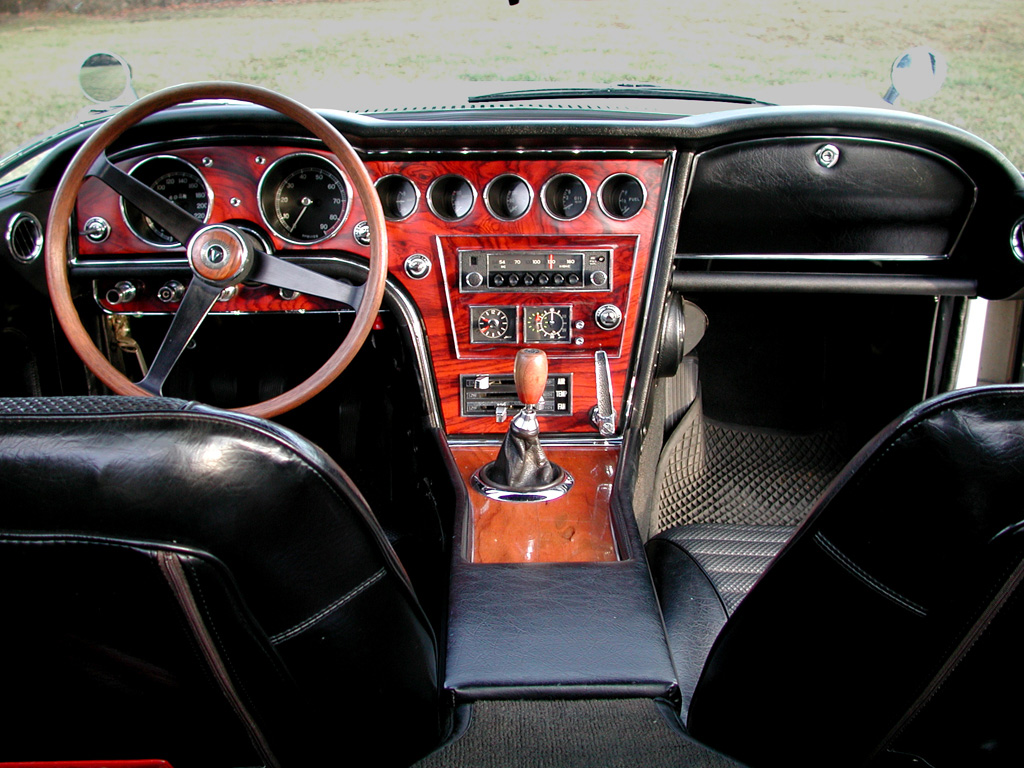 None of the interior closeups were shot using the 2000GT however. This is unfortunate as the GT had a ...