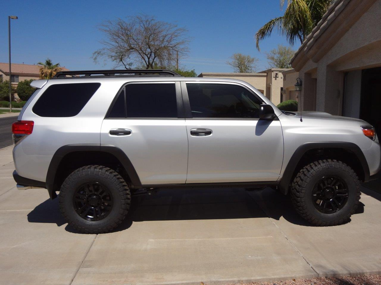 Toyota 4Runner 2013 Lifted