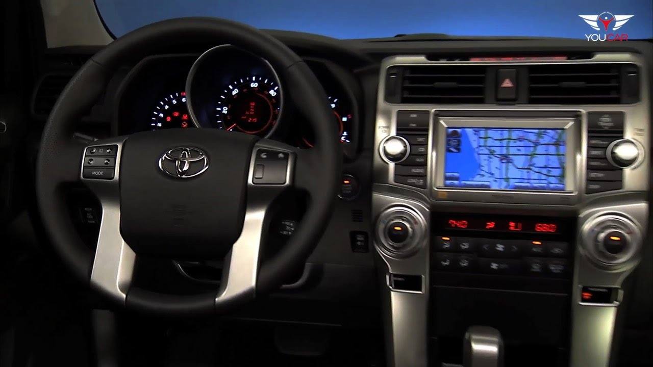 Toyota 4Runner Interior