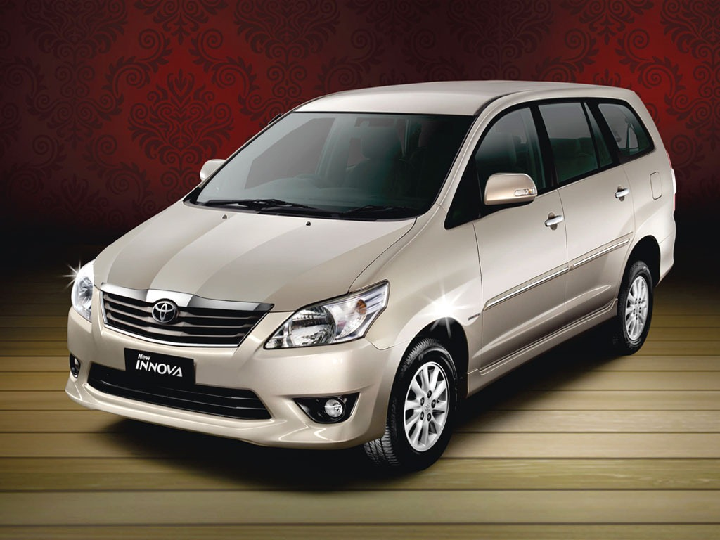 Toyota Innova 2012 New Model Detailed Features List In India
