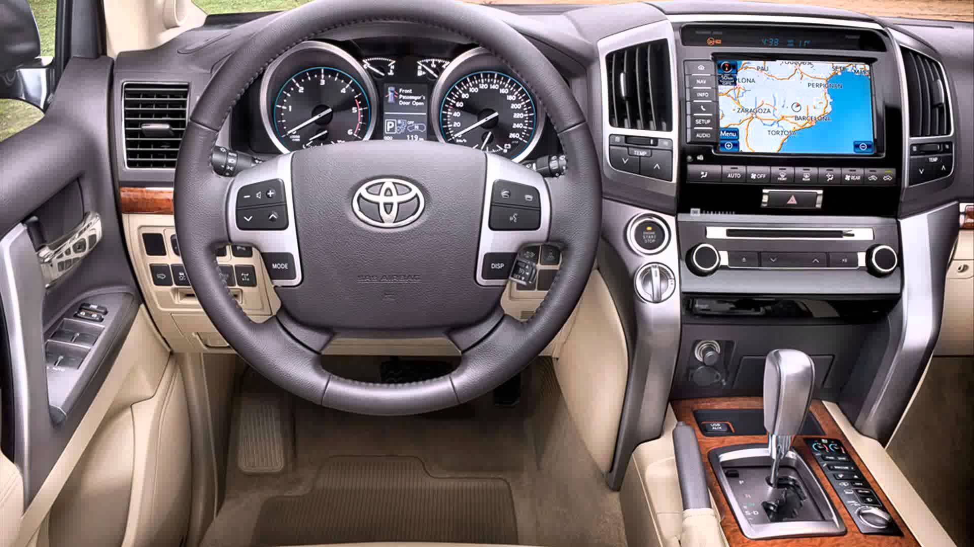 Toyota Land Cruiser 2015 Price