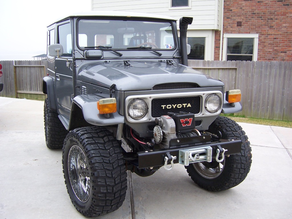 Toyota Land Cruiser FJ40 For Sale