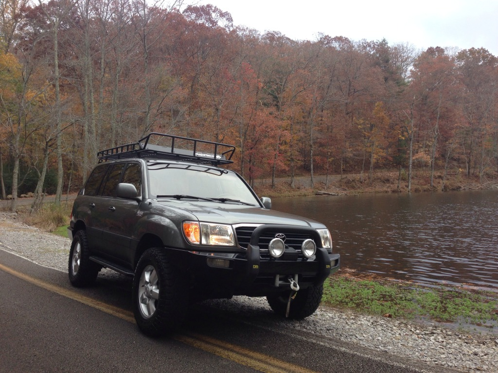 Toyota Land Cruiser Lifted
