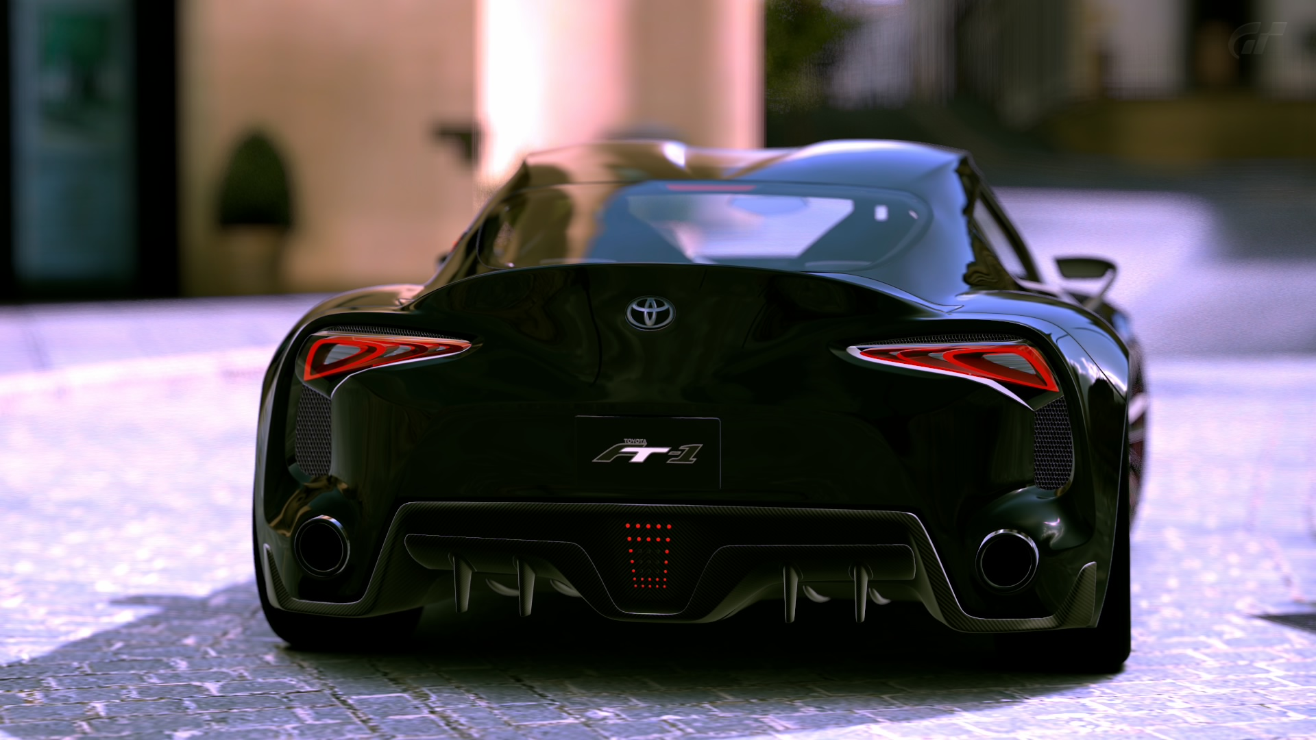 Toyota Supra 2014 FT 1 wallpaper