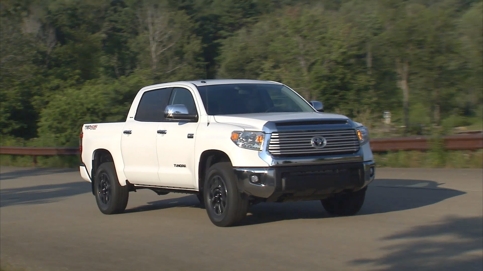 2014 Toyota Tundra Limited DESIGN