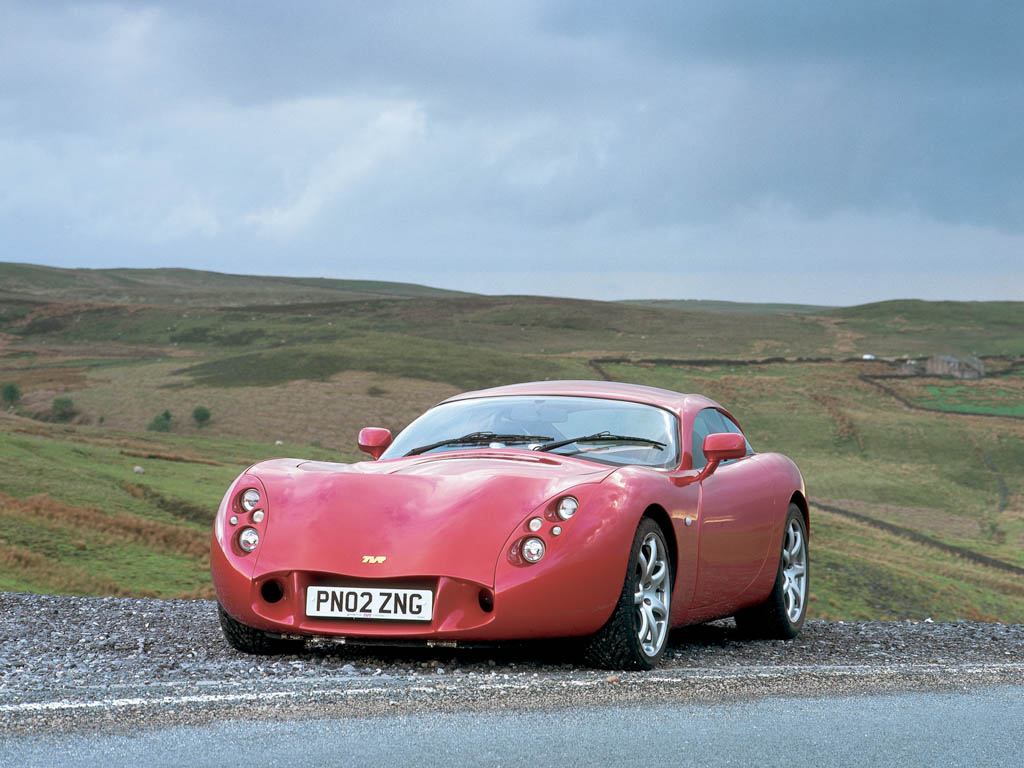 TVR Tuscan R