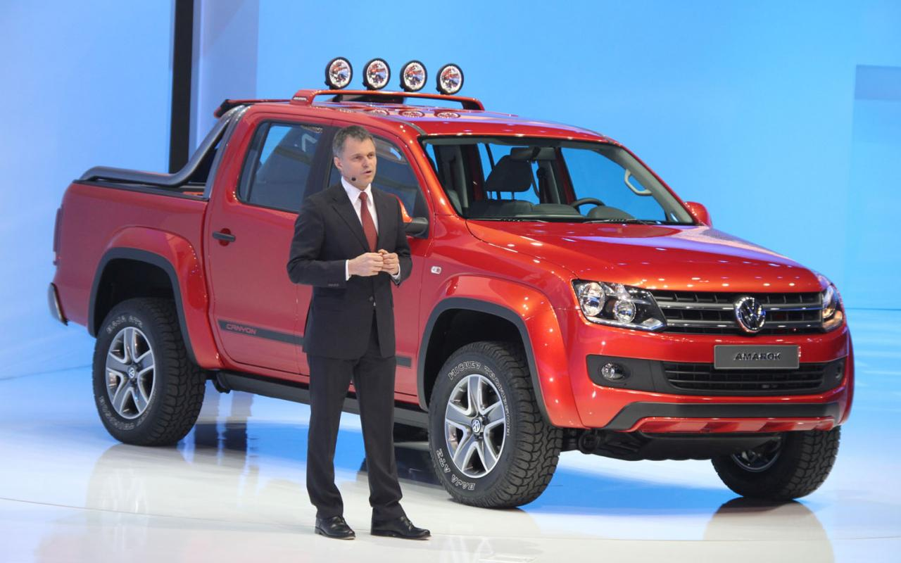 Volkswagen Amarok Lifted