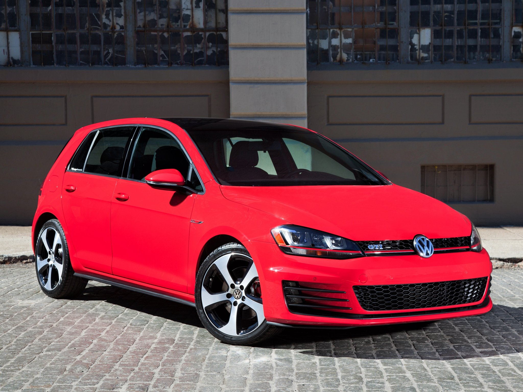 Volkswagen Golf GTI 2015 4 Door