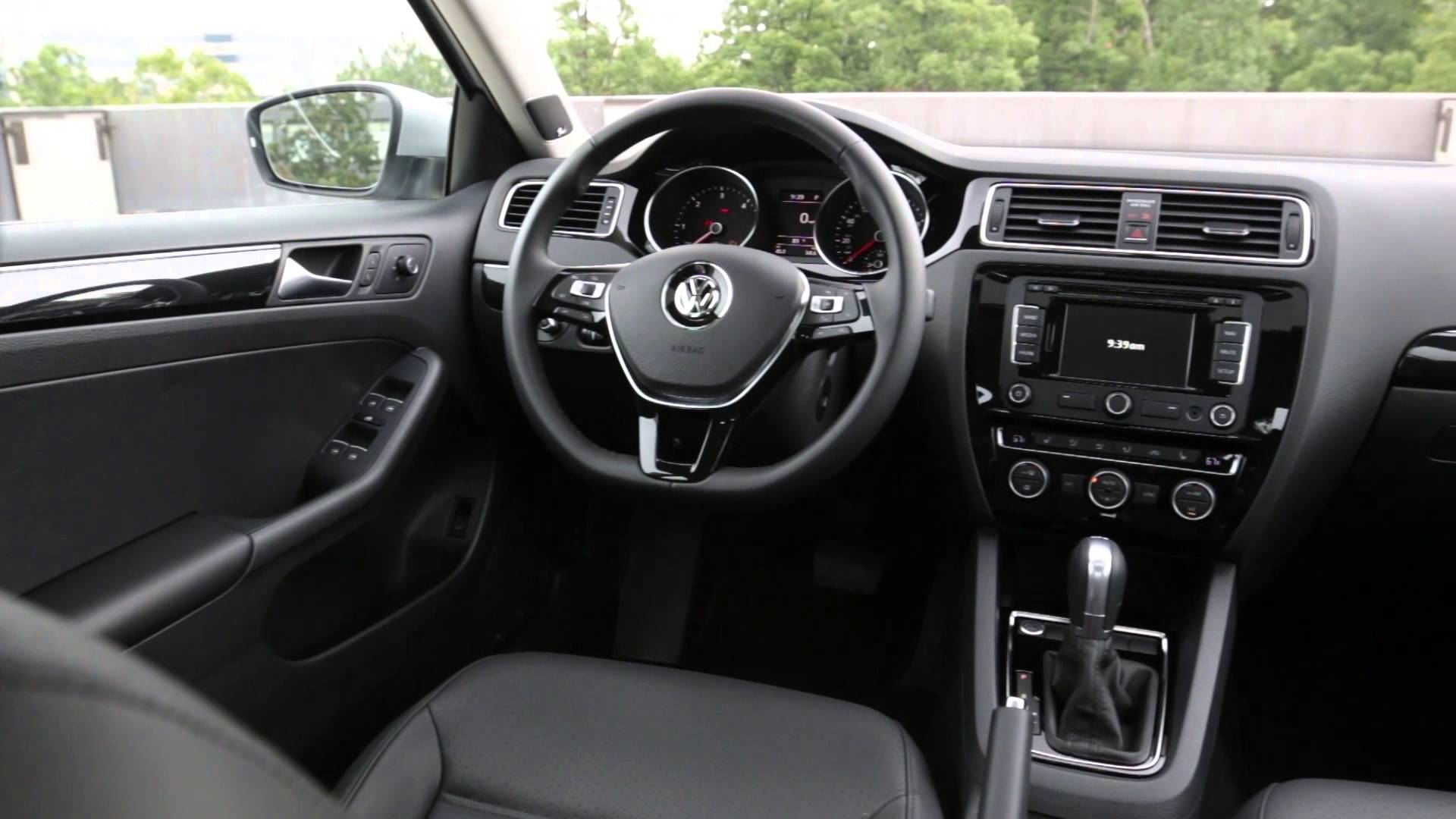 Volkswagen Jetta 2015 Interior Wallpaper 1920x1080 26458