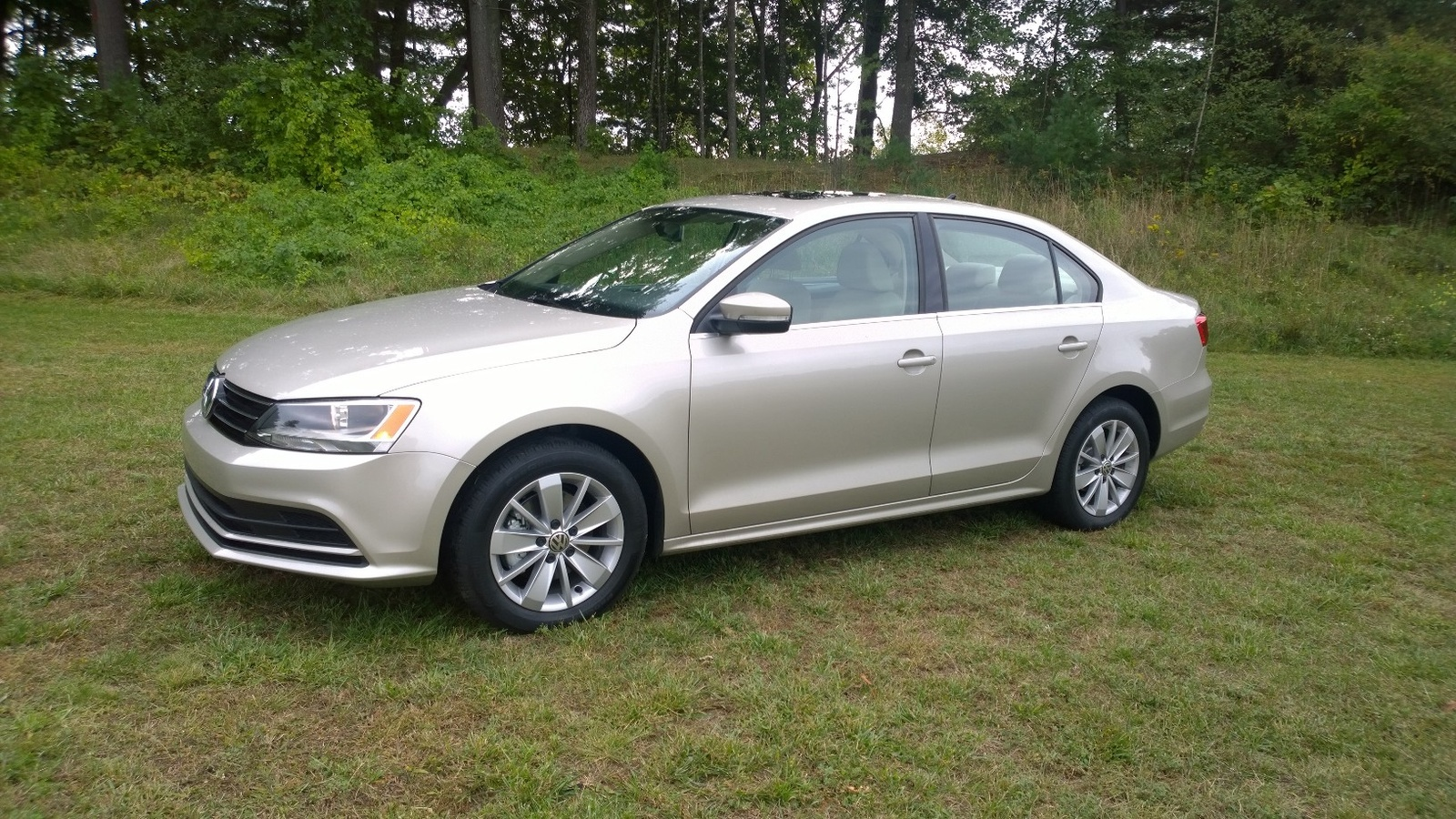 2015 Volkswagen Jetta Test Drive Review