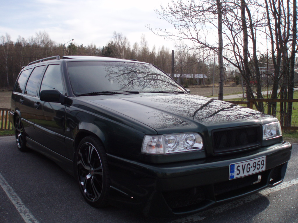 Picture of 1995 Volvo 850 4 Dr T5R Turbo Wagon, exterior